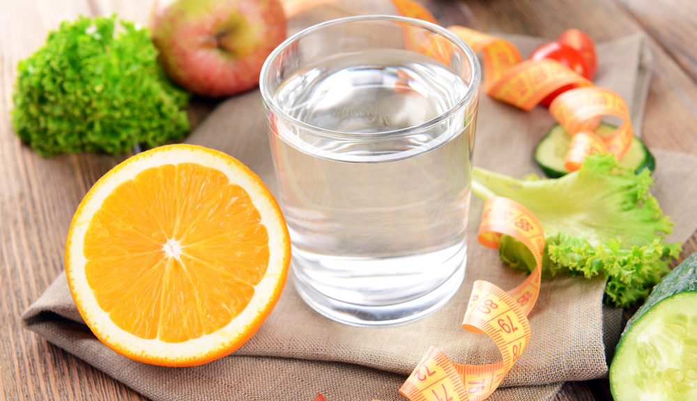 does hydration help with weight loss